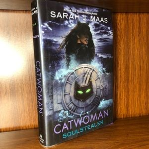 Catwoman Soulstealer Book